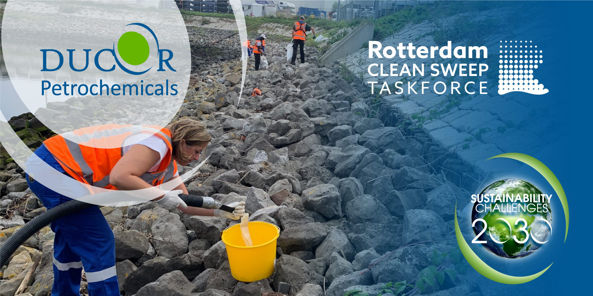 Taskforce in actie voor World Cleanup Day
